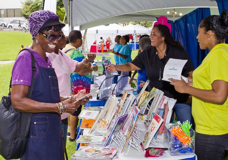 Health Minister Celebrating Wellness Bermuda Oct 2017 (5)