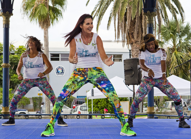Health Minister Celebrating Wellness Bermuda Oct 2017 (8)