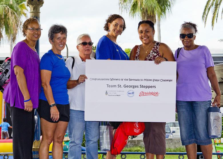 Health Minister Celebrating Wellness Bermuda Oct 2017 (9)