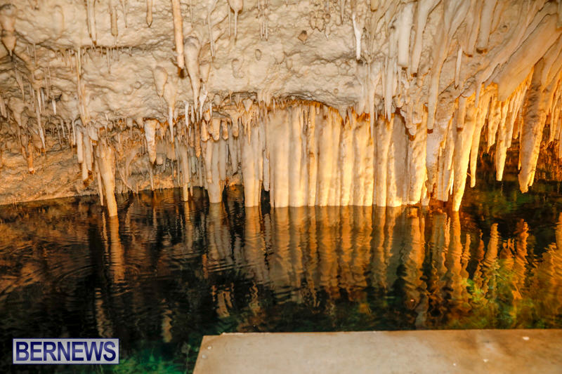 High Tide Flooding Crystal Caves Bermuda, October 9 2017_5714