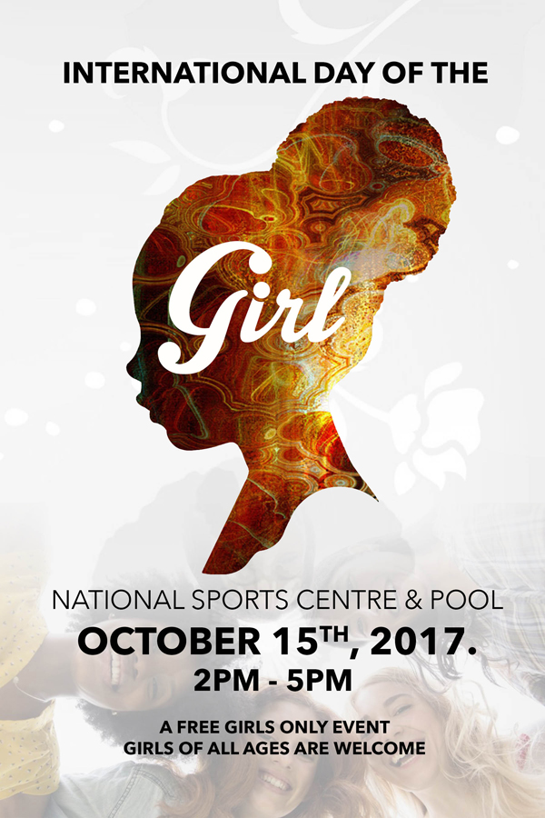 International Day of the Girl Bermuda Oct 2017