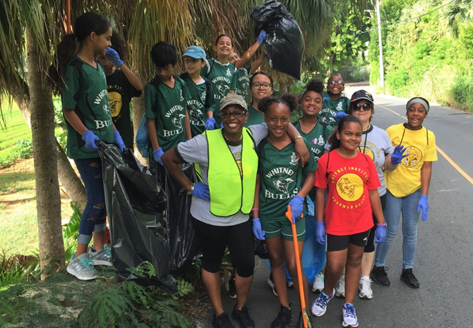 KBB Community Service Bermuda Oct 16 2017 3