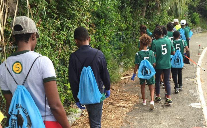 KBB Community Service Bermuda Oct 16 2017 7