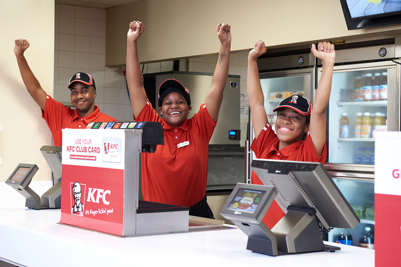 KFC Bermuda October 5 2017