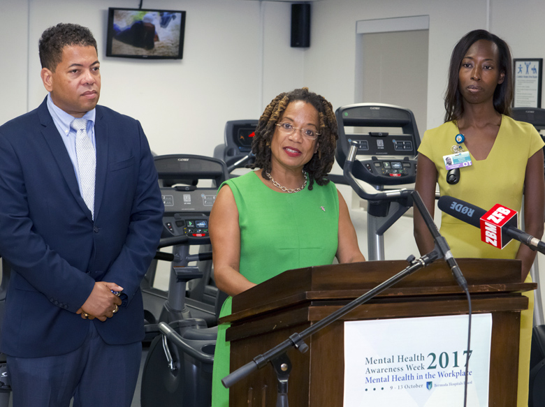 Mental Health Week Bermuda Oct 9 2017 (1)