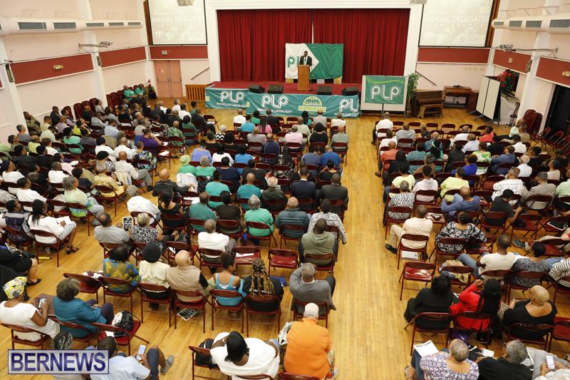 PLP Delegates Conference Bermuda Oct 25 2017 (1)
