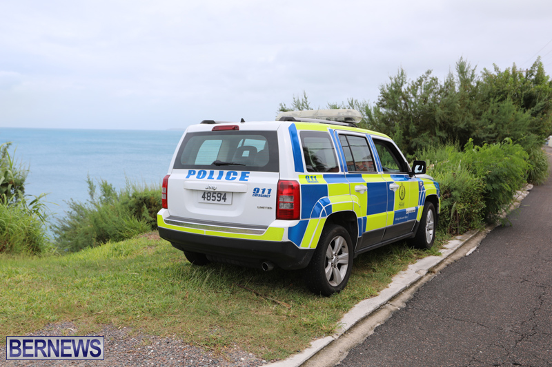 Police car Bermuda Oct 17 2017 (1)