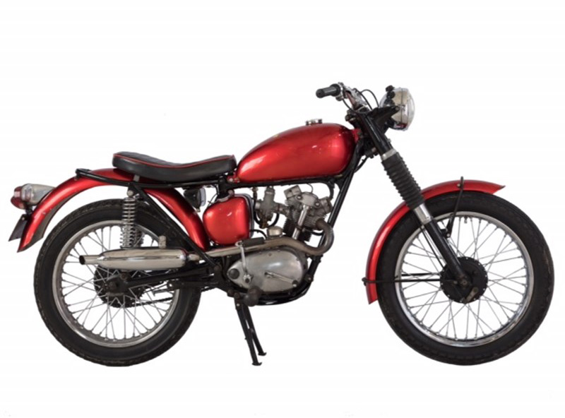 Raleigh Tiger Cub 150cc 1963
