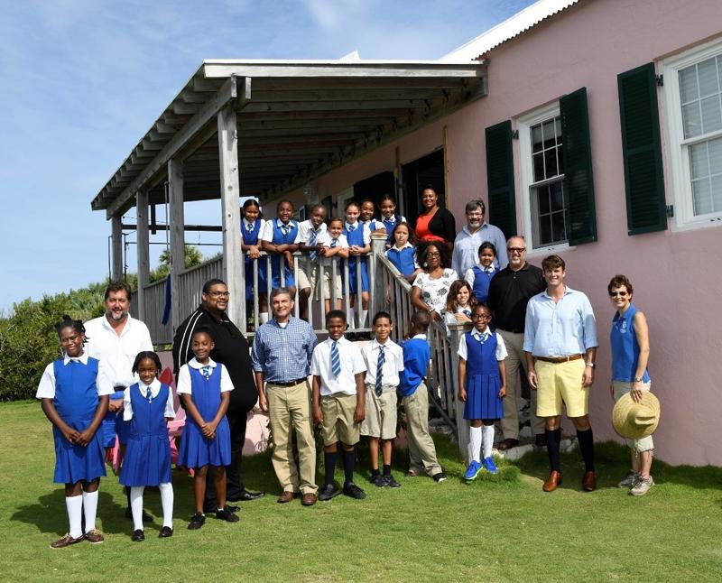 RenaissanceRe Donates $250,000 Bermuda Oct 17 2017