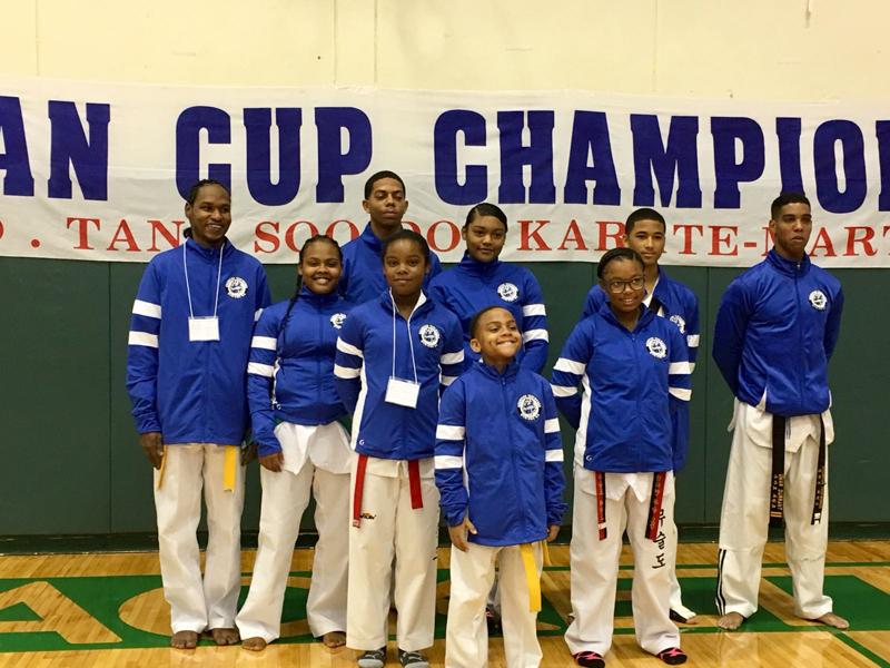 Taekwondo Bermuda Oct 2017 (1)