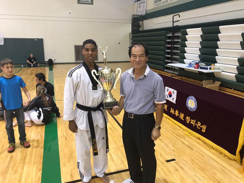 Taekwondo Bermuda Oct 2017 (2)