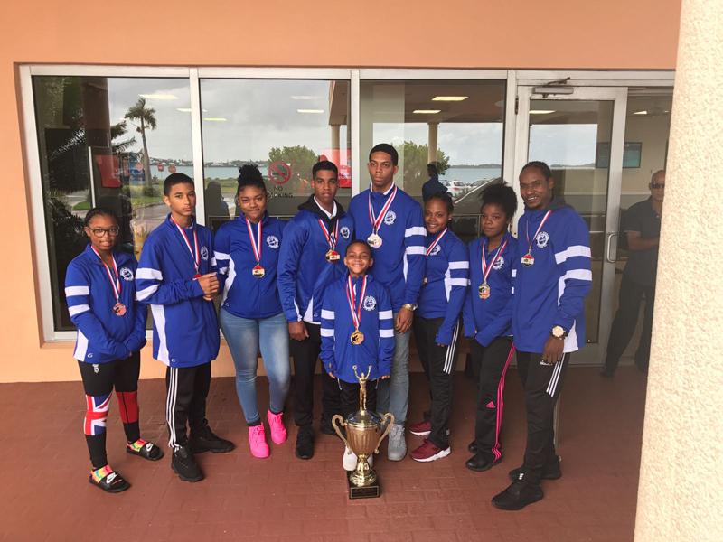 Taekwondo Bermuda Oct 2017 (3)