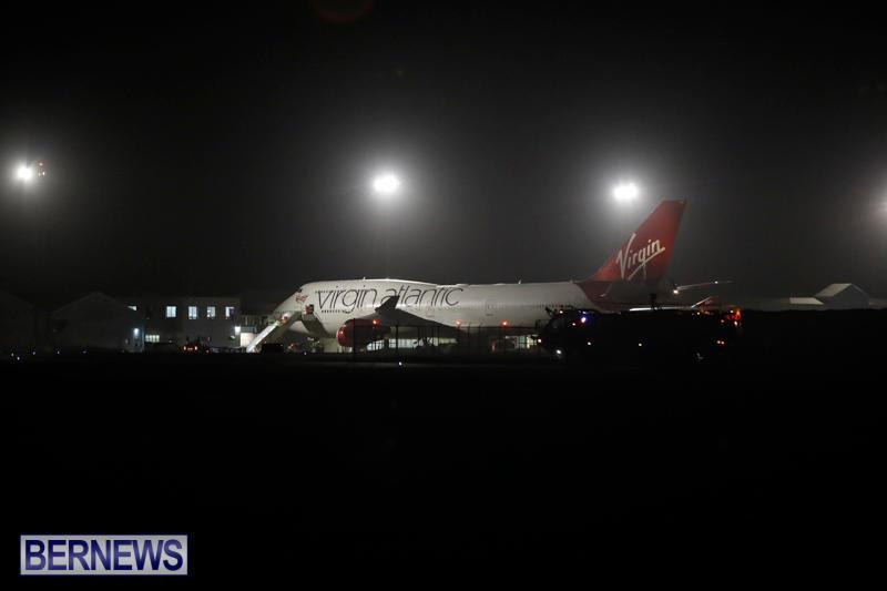 Virgin Airlines Diversion Bermuda, October 16 2017_7508