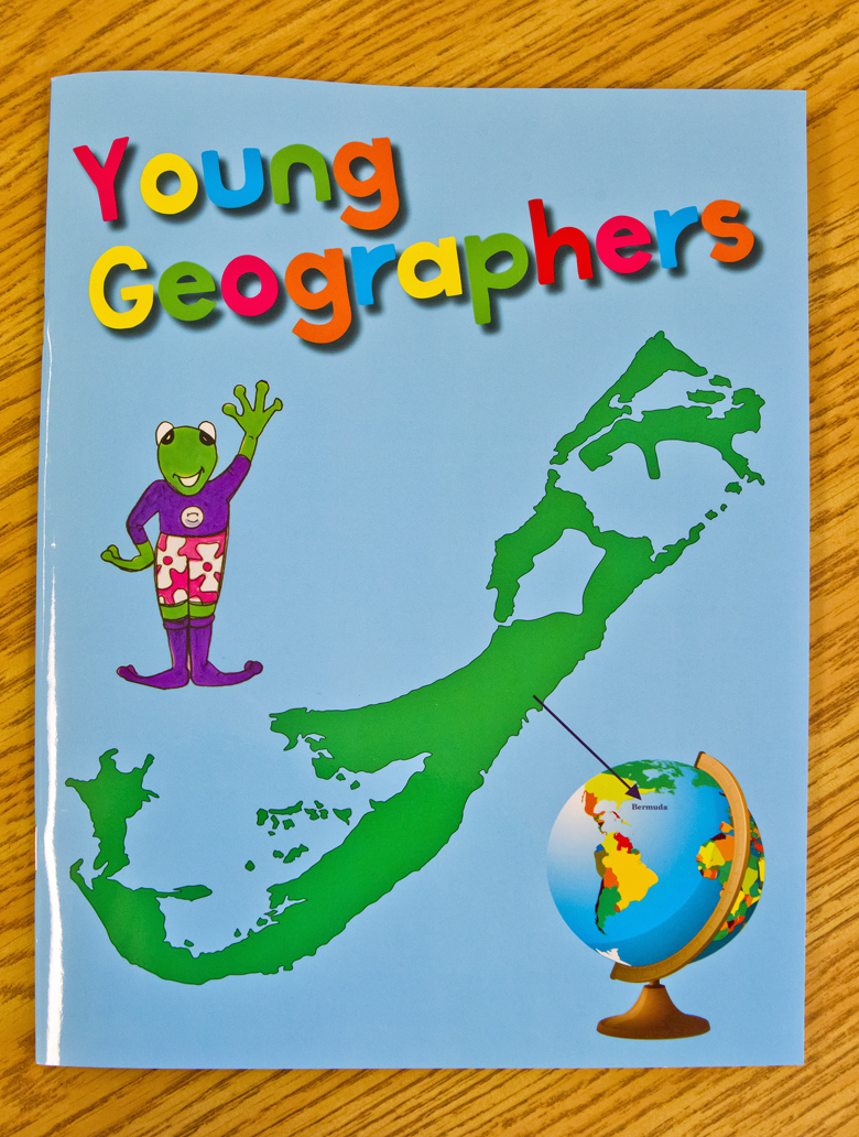 Young Georgraphers Textbook Bermuda October 1 2017 (2)