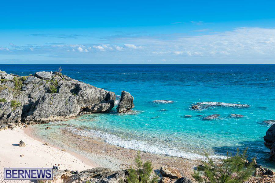 199 The amazing beaches of Warwick, on the Bermuda south shore