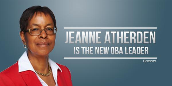2017 OBA Leadership Winner Bermuda JEANNE Atherden