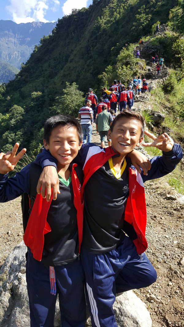Adara Treks Nepal Bermuda Nov 9 2017 (2)