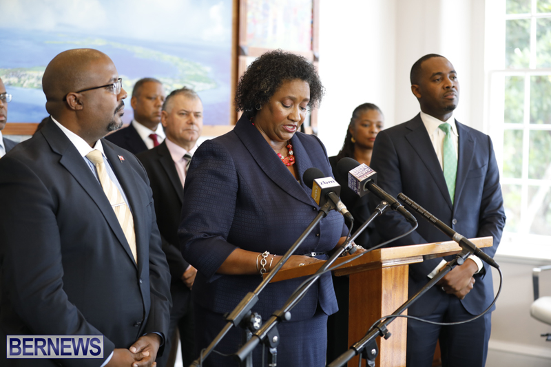 BCGC Chairperson Cheryl Ann Mapp Bermuda Nov 21 2017