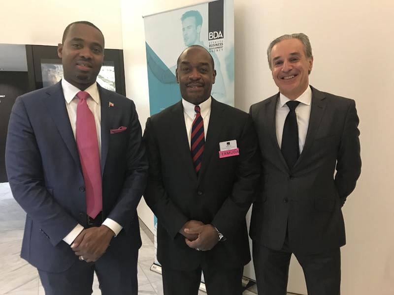 BDA Executive Forum In London Bermuda Nov 28 2017 (6)