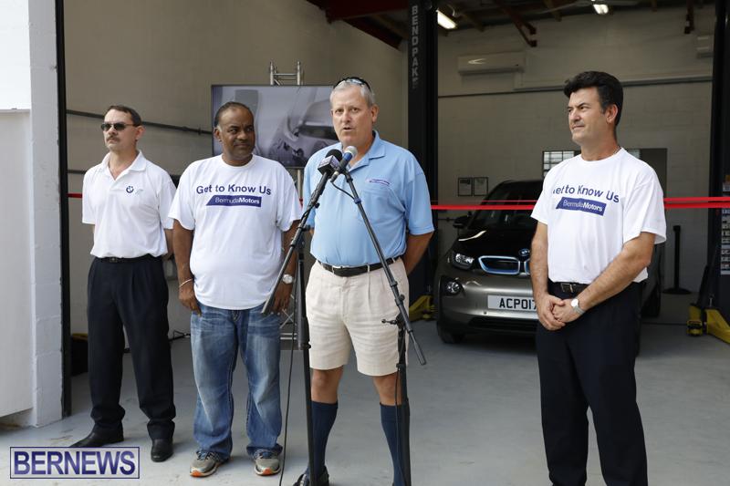 Photos/Video: Bermuda Motors BMW Showroom - Bernews