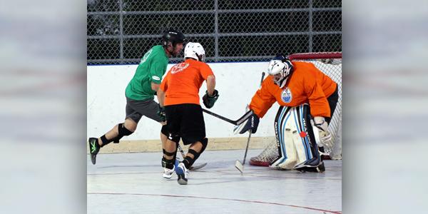 Ball Hockey League: Winnipeg Jets Wins - Bernews