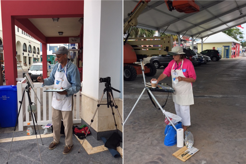 Bermuda Plein Air Festival Nov 2017 (4)