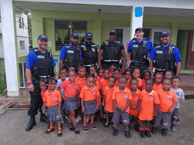 Bermuda Police in British Virgin Islands Nov 17 2017 (1)