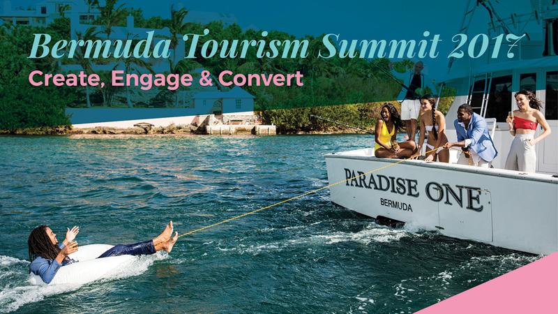 Bermuda Tourism Summit Nov 7 2017