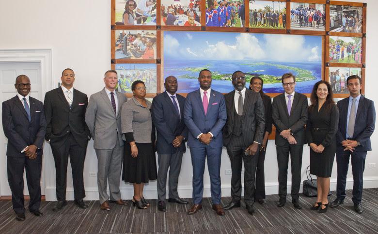 Blockchain Working Group Bermuda November 22 2017