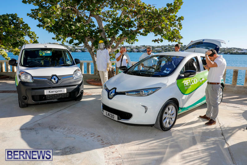 Electric Vehicle Showcase Bermuda November 16 2017 8779