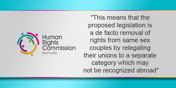 HRC Human Rights Commission Bermuda TC Nov 20 2017 2