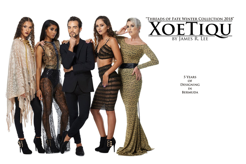 Local Fashion Designers Bermuda Nov 3 2017  XOETIQU_Threads of Fate Collection_JamesRLee(2)