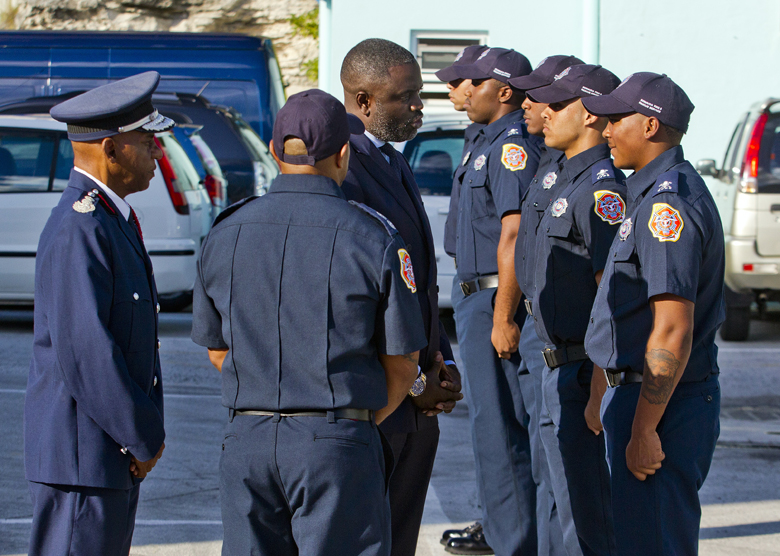 Minister & BFRS Bermuda Nov 2017 (4)