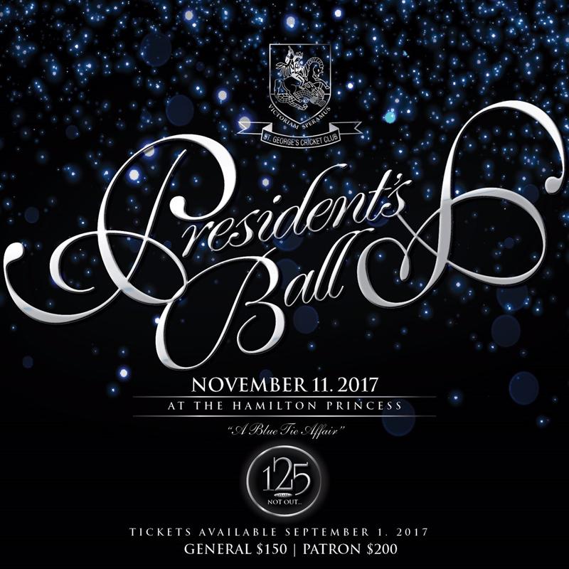 Presidents Ball Bermuda Nov 2017