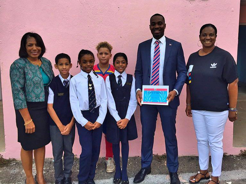Purvis Primary School Career Fair Bermuda Nov 10 2017 (1)