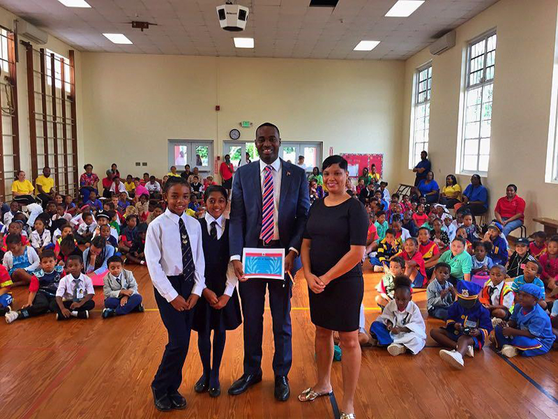 Purvis Primary School Career Fair Bermuda Nov 10 2017 (2)