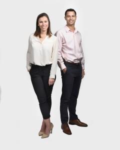 Rachel Soares and Dominick Wright Bermuda Nov 2017
