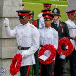 Remembrance Day Parade Bermuda, November 11 2017_5587