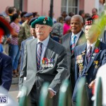 Remembrance Day Parade Bermuda, November 11 2017_5631