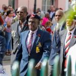 Remembrance Day Parade Bermuda, November 11 2017_5635
