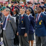 Remembrance Day Parade Bermuda, November 11 2017_5640