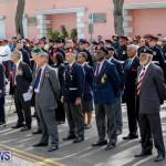 Remembrance Day Parade Bermuda, November 11 2017_5641