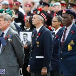 Remembrance Day Parade Bermuda, November 11 2017_5650