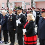 Remembrance Day Parade Bermuda, November 11 2017_5652