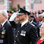 Remembrance Day Parade Bermuda, November 11 2017_5664