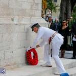Remembrance Day Parade Bermuda, November 11 2017_5712