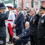 Remembrance Day Parade Bermuda, November 11 2017_5786