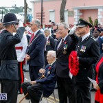 Remembrance Day Parade Bermuda, November 11 2017_5794
