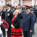 Remembrance Day Parade Bermuda, November 11 2017_5843