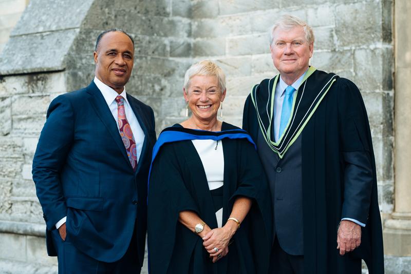 Saltus scholarship Bermuda Nov 2017